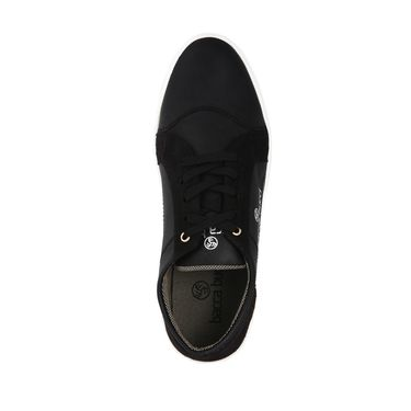 Bacca Bucci PU & suede  Casual Shoes  Bbmb3087A -black