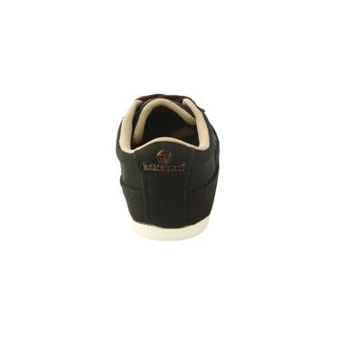 Bacca Bucci Canvas  Casual Shoes Bbmb3100A -Black