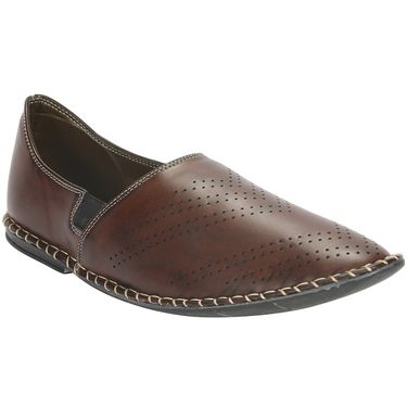 Bacca Bucci PU Brown Casual Shoes -Bbmb3122C
