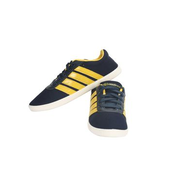 Bacca Bucci Canvas Yellow Casual Shoes -Bbmb3128L