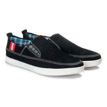Bacca Bucci Canvas Blue Casual Shoes -Bbmb3161B