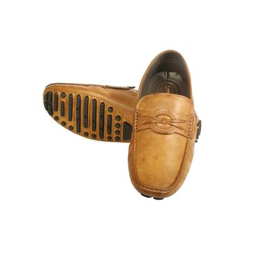 Bacca Bucci PU  Loafers Shoes  Bbmc4034D -Tan