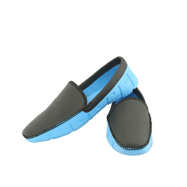 Bacca Bucci PU  Blue Casual Shoes -ntb19