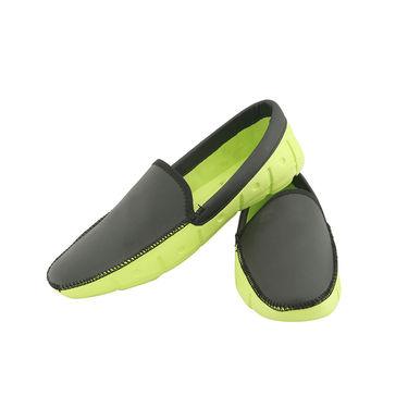 Bacca Bucci PU  Green Casual Shoes -ntb20