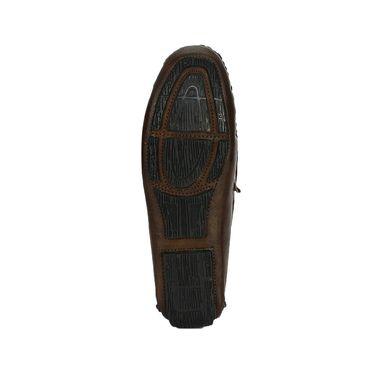 Bacca Bucci PU Brown Loafers -Bbmc4048C