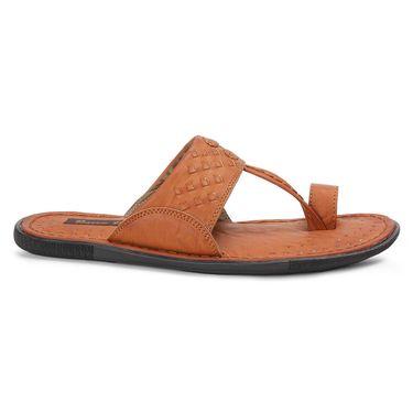 Bacca Bucci PU Brown Slippers -Bbmd5042C