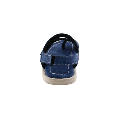Bacca Bucci Leather  Sandal  Bbme6006B -Blue