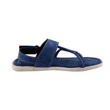 Bacca Bucci Leather  Sandal  Bbme6007B -Blue