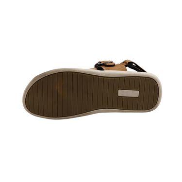 Bacca Bucci Leather  Sandal  Bbme6008D -Tan