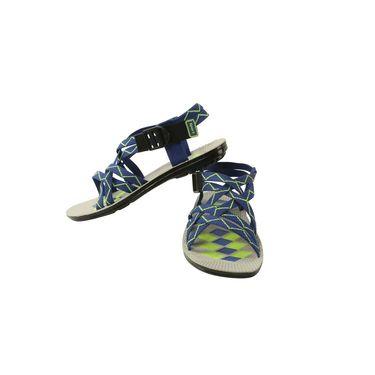 Bacca Bucci Textile  Sandals Bbme6015B -Blue