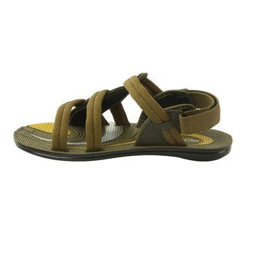 Bacca Bucci Textile  Sandals Bbme6016G -Olive