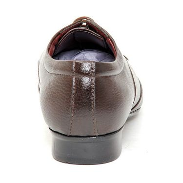 Bacca Bucci PU Brown Formal Shoes -Bbmf7012C