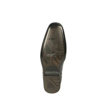 Bacca bucci Leather  Formal Shoes Bb014 _Black