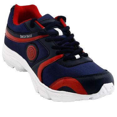 Bacca bucci Mesh Sport Shoe Bb019 _Blue
