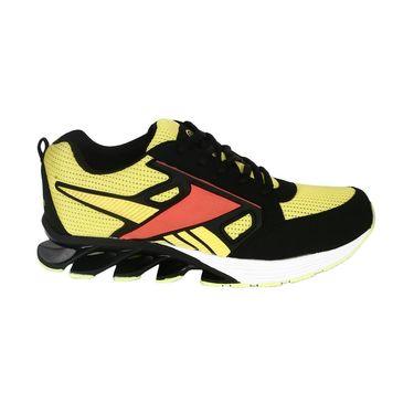 Bacca Bucci Mesh Yellow Sports Shoes -Bbmg8019L