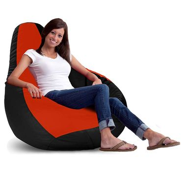 Set of-2 Storyathome_XXL Bean Bag Chair Cover Without Beans-BB_1401-1402