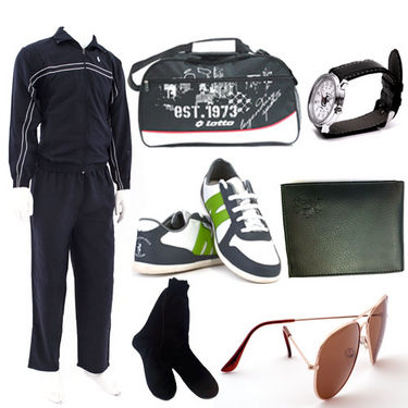Barrington Hills Polo Club Fashion Maha Combo