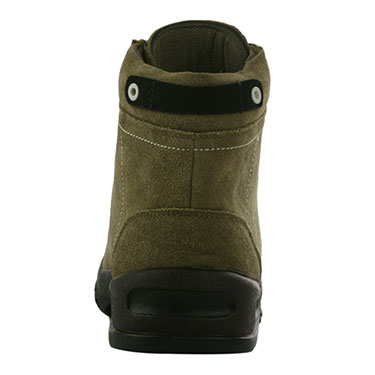 Bacca bucci Suede Leather Boots - Olive
