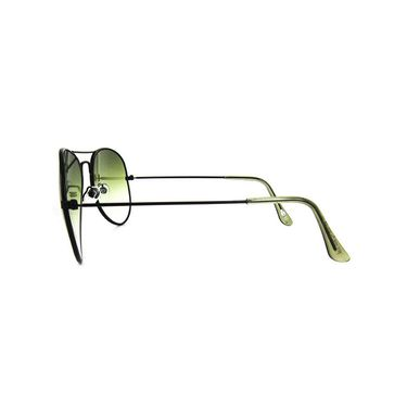 Unisex Aviator Sunglasses_Bes016 - Green