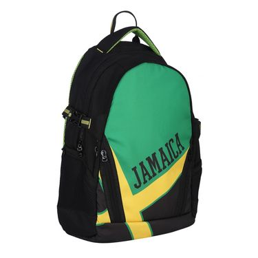 Be for Bag Poly Canvas Backpack Black -Blake