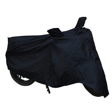 Bike Body Cover for Suzuki Access - Black