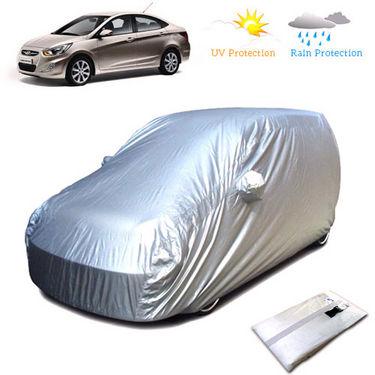 Body Cover for Hyundai new Verna - Silver