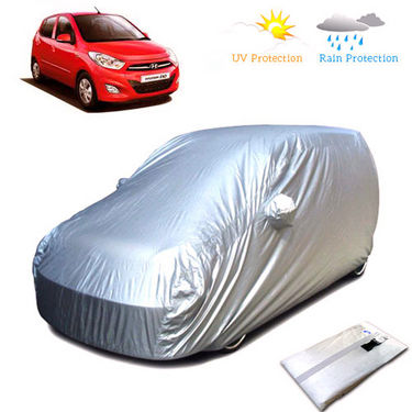 Body Cover for Hyundai i10 - Silver