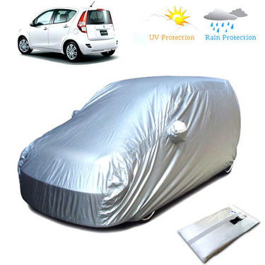 Body Cover for Maruti Suzuki Ritz - Silver