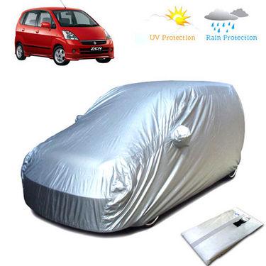 Body Cover for Maruti Zen Suzuki Estilo - Silver