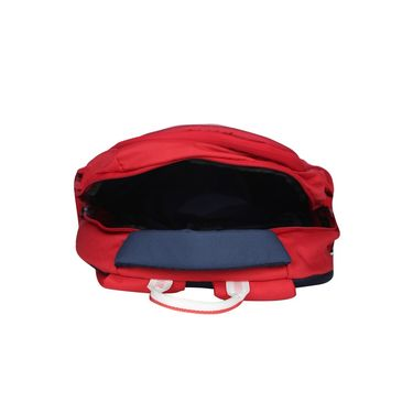 Be for Bag Poly Canvas Backpack Red -Brady