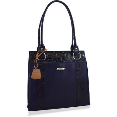 Arpera Blue Ladies Handbag Ssa15
