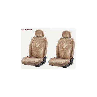 Car Seat Cover For Toyota In nova - White - CAR_1SC1WHT271