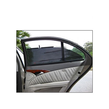 Set of 4Pcs Car Automatic Side Window Sun Shade For Rapid