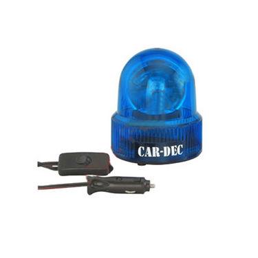 Car-Dec VIP Light Round - Blue