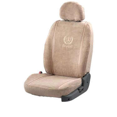 Car Seat Cover For Skoda Rapid - Beige