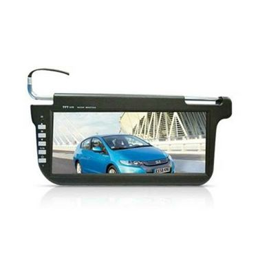 buy car sunvisor tft lcd screen monitor online at best price in india on. Black Bedroom Furniture Sets. Home Design Ideas