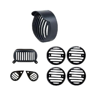 Royal Gears Grill Set for Royal Enfield Electra