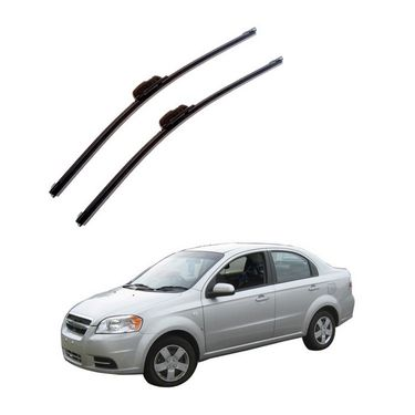 Autofurnish Frameless Wiper Blades for Chevrolet Aveo (D)16