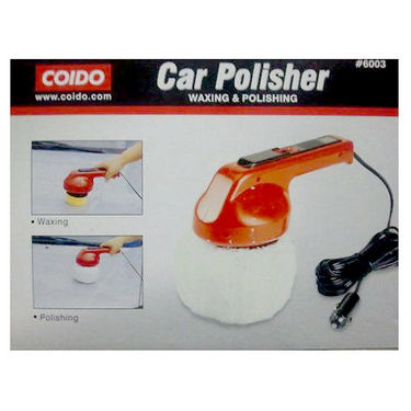 Coido 6003 Car Polisher - Orange