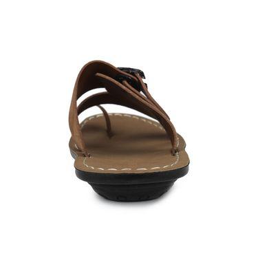 Columbus Suede Tan Sandals -2515