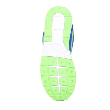 Branded Sports Shoes Art112 -Blue & Green
