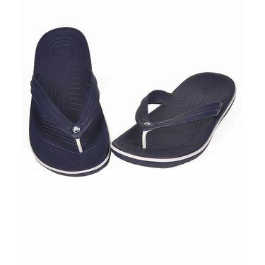Crocs Blue Flip Flops - oc03