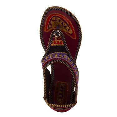 Branded Womens Sandal Multicolor -MO324