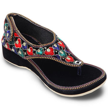 Branded Womens Sandal Multicolor -MO354