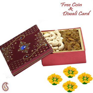 Aapno Rajasthan Cashew and Raisins Gift Box