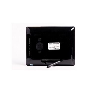XElectron 800PS 8-inch Digital Photo Frame - Black