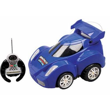 Mitashi Dash Rechargeable RC Programmable Stunt Car
