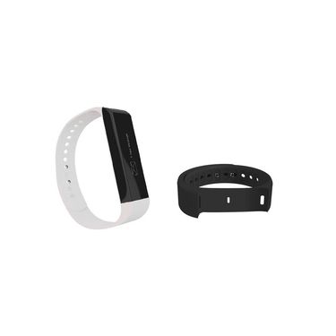 Smart Touch Screen Water Resistant Fitness Band  - White