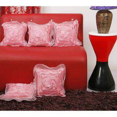 Set of 5 Dekor World Design Cushion Cover-DWCC-12-111
