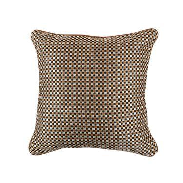Dekor World Self Check Cushion Cover (Pack of 5)-DWCC-12-155-5